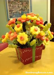 edible fruit arrangements delivered fruit decorations for fruit flower arrangement it was