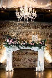 Candles For Fireplace Decor by Best 25 Wedding Fireplace Ideas On Pinterest Wedding Fireplace