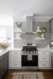 what color backsplash with gray cabinets 25 timeless grey and white kitchen designs digsdigs