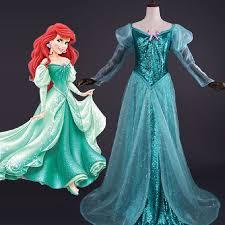 Ariel Halloween Costume Women Buy Wholesale Ariel Dress China Ariel