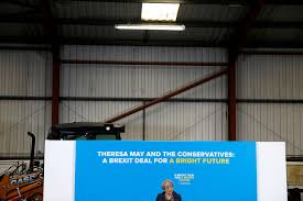theresa may asked about answering questions with platitudes