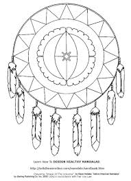 mandala coloring pages kids coloring home