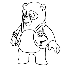 amazing special agent oso coloring download u0026 print