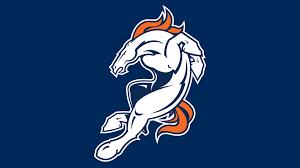 Bronco Flag 3x5 U0027 Denver Broncos Horse Head Logo Flag Clip Art Library