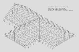 gable roof u0026 gabled roof to shed roof transition click to view