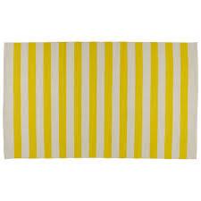 Big Rug 8 X 10 Big Band Rug Yellow The Land Of Nod