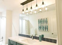 Bathroom Vanity Lights Modern Bathroom Vanity Lighting Happyhippy Co