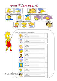 Esl Vocabulary Worksheets Family Members Dili Pinterest English Worksheets And
