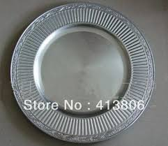 wedding plates cheap plates party picture more detailed picture about plastic charger