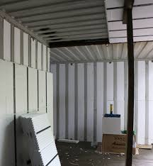 container inserts insofast continuous insulation