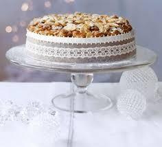 Classy Christmas Cake Decoration by Festive Cake Recipes Bbc Good Food