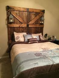 the kurtz corner diy barn door headboard furniture that is