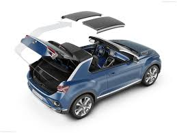 volkswagen t roc concept 2014 pictures information u0026 specs