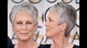 how to get the jamie lee curtis haircut jamie lee curtis short haircut style youtube