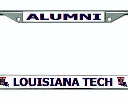 sdsu alumni license plate san diego state alumni chrome license plate frame