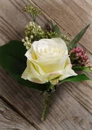 Wedding Flowers Knoxville Tn Ivory Rose Boutonniere Wheat And Berries Wedding Flowers