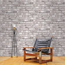 irwell u0027 photo realistic limited edition brick effect wallpaper in