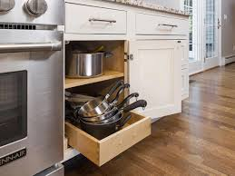 Kitchen Cabinets With Drawers That Roll Out by Builder Appreciates Design Service U0026 Quality Cabinetry