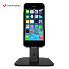 south hirise lightning desktop stand and charger black