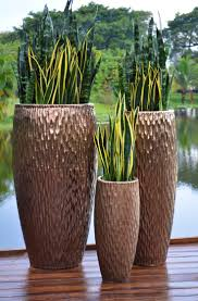 chic tall indoor planters 40 large indoor ceramic planters uk