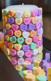 diy conversation hearts valentine u0027s day candle oc mom blog
