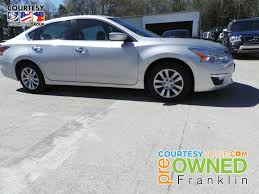 nissan altima for sale louisiana used vehicles for sale at courtesy value center franklin