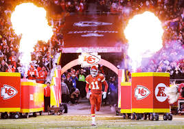 Arrowhead Stadium Map Chiefs Looking To End Long Playoff Drought At Arrowhead Stadium
