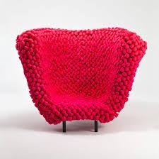rethinking soft materials in furniture design unique chair