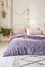 chambre à coucher violet 1001 idées pour la décoration d une chambre gris et violet