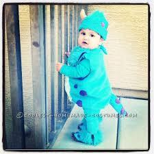 Sully Halloween Costume Toddler Sully Halloween Costume Infant Photo Album Halloween Tutorial Boo
