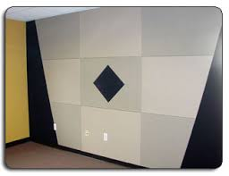 Upholstered Fabric Wall Products Snap Wall Inc - Fabric wall designs
