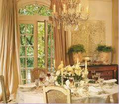 feng shui dining room round table french country dining room