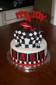 8 best race car baby shower cake images on pinterest baby shower