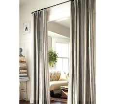 Curtains As Closet Doors Bathroom Door Curtain Curtains Instead Of Closet Doors