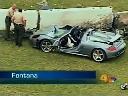 porsche gt crash porsche gt 2005 crashed and kills two years before