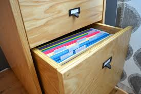 Free Filing Cabinet Ana White Eco Office File Base Made With Purebond Formaldehyde