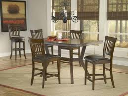 kitchen magnificent counter height dining table set 5 piece
