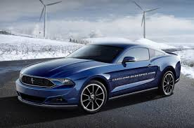 best ford mustang is this the best looking 2015 mustang rendering yet mustangs daily