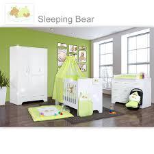 babyzimmer grün hochglanz babyzimmer 12 tlg mit sleeping in grün baby möbel