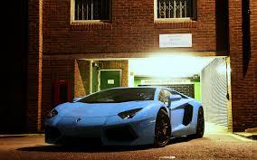 Blue Lamborghini Aventador - blue lamborghini aventador wallpaper 2211 3200x2000