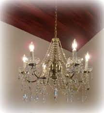 Diy Chandelier Lamp Diy Beaded Chandelier Cheap Easy Pictures How To Make A Crystal Of