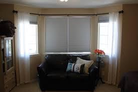 decorative bay window shades ideas homevil cellular for windows
