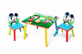 mickey mouse kids table kids table and chair set clearance unique delta children mickey