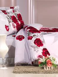 4 pc classical white cotton duvet cover oriental bedding set with