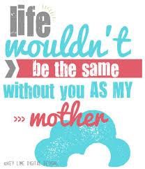 mothers day card printable freebie