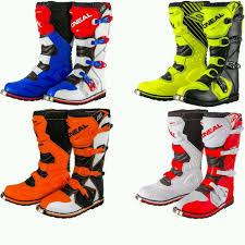 motocross boots size 9 motocross mx4 diadora red boots size posot class