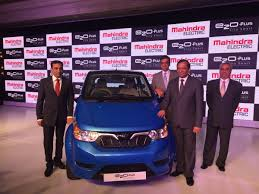 mahindra renault mahindra e2o plus launch live prices start at rs 5 46 lakh all