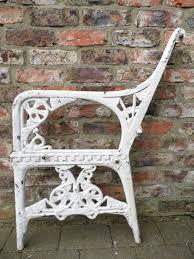 Cast Bench Ends Thompsons Garden Emporium Suppliers Of English Antique Vintage