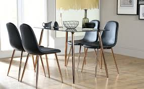 Dining Glass Table Sets Magnificent Lucite Chair Technique Other Metro Contemporary Dining