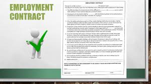 Notice To The Public Terminated Employee by Chapter 22 Unit 2 U2013 Legal Environments Of Business Ppt Download
